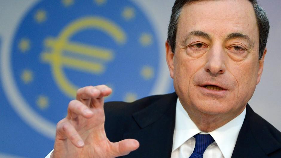 Geldpolitik: EZB belässt Leitzins bei null Prozent