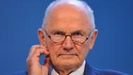 Spitzenverdiener unter den Dax-30-Aufsichtsratschefs - und mittlerweile abgetreten: Ferdinand Piech.