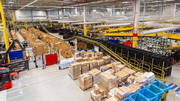 Amazon kündigt 5000 neue Arbeitsplätze in Deutschland an