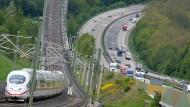 Die Bahn möchte 600 Millionen Euro an der Konzernspitze einsparen
