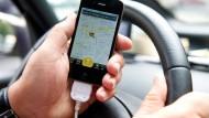 Daimler-Tochter übernimmt App MyTaxi