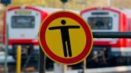Bahn will drohenden Streik noch abwenden