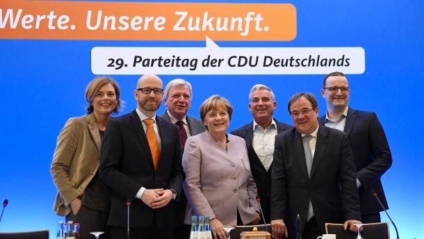 CDU-Führung schließt Steuererhöhungen aus