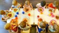 Minister Schmidt will TÜV für Schulessen
