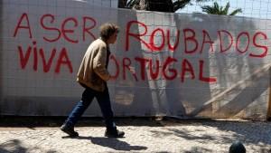Portugal rutscht in die Deflation