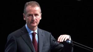 Amerika verspricht VW-Chef Diess, dass er nicht verhaftet wird