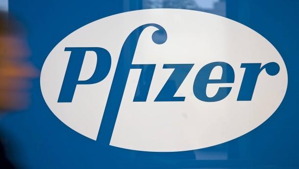 Pfizer plant Forschungszentrum in Deutschland