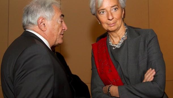 Warum Lagarde?
