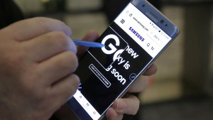 Amerikas Luftverkehrsaufsicht warnt vor Samsung Galaxy Note 7