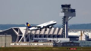 Lufthansa und Fraport finden Kompromiss für Frankfurt