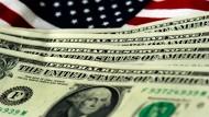 Der Dollar ist die wichtigste Währung der Welt - nach wie vor.