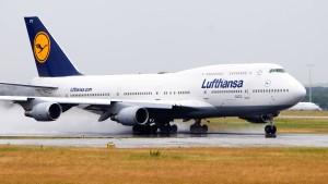 Die Lufthansa fliegt nun mit Jumbos von Frankfurt nach Berlin