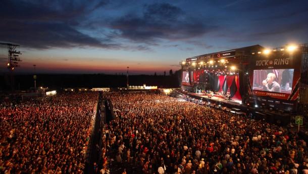 Rockfestival zieht vom Nürburgring nach Schalke