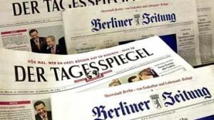 Finanzinvestor 3i kurz vor dem Kauf der Berliner Zeitung