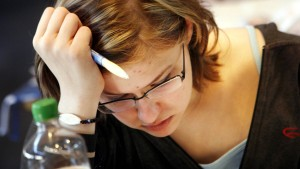 Selbstvertrauen verbessert Prüfungsergebnisse