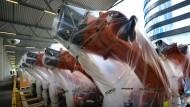 Kuka jetzt zu 86 Prozent in chinesischer Hand