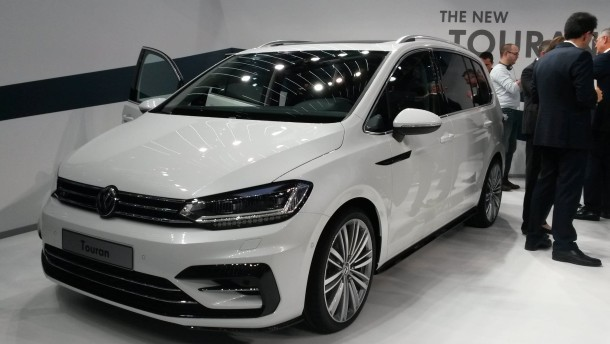 Volkswagen glaubt noch an die Familie