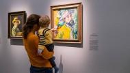 Van-Gogh-Ausstellung im Städel Museum in Frankfurt
