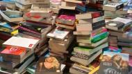 Nicht elektronisch: Gedruckte Bücher sind nach wie vor beliebt.