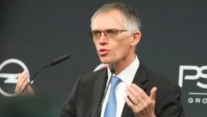"""Peugeot-Chef über Kündigungen: """"Wir müssen sehr ehrlich sein"""""""