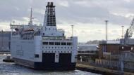 Am Fährhafen in Helsinki: Finnlands Wirtschaft hat wohl ihre längere Durststrecke hinter sich gelassen.