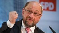 Schulz will in Bildung und Pflege investieren