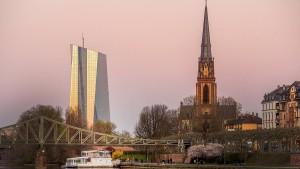 EZB-Aufsicht plant Bad Bank