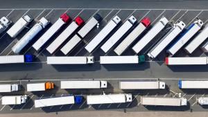 Gemeinsam gegen das Lastwagen-Kartell