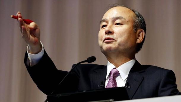 Steckt dieser japanische Investor hinter der Rally der Tech-Aktien?