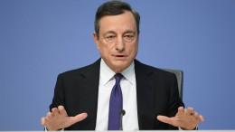 Anleihezukäufe der EZB laufen Ende des Jahres aus