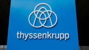 646 Millionen Euro Bußgeld gegen Thyssen & Co
