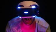 Nächste Woche ist wieder Gamescom in Köln: VR-Brillen werden eines des großen Themen sein.