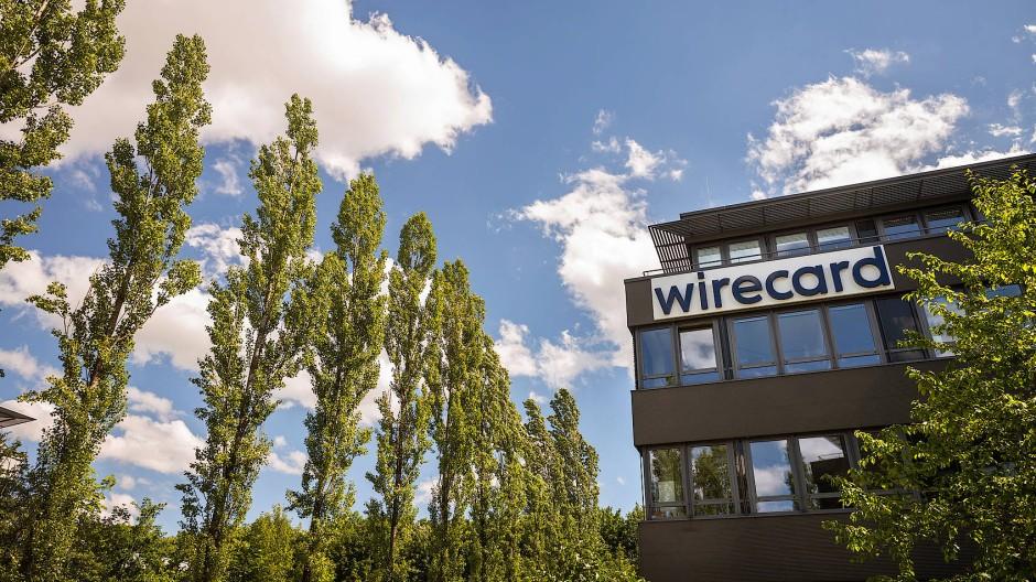 Die Wirecard-Zentrale in Aschheim