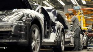Porsche fährt 3,6 Milliarden Euro Verlust ein