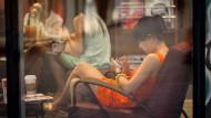 12 Prozent der Deutschen arbeiten mobil