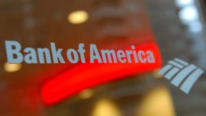 Amerikanische Banken zahlen 25 Milliarden Dollar
