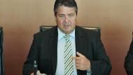Gabriel stoppt russisches Rheinmetall-Geschäft