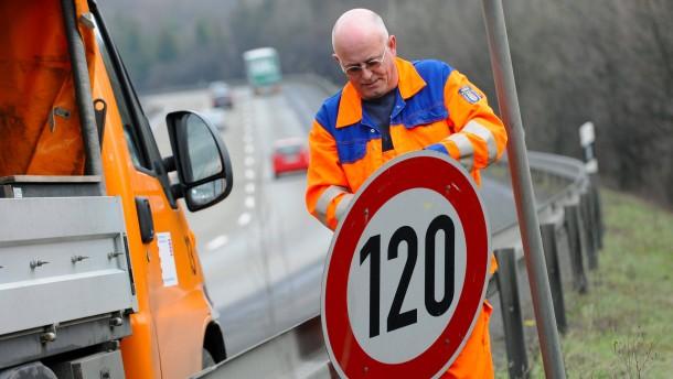 Baden-Württemberg will Tempolimit auf Autobahnen