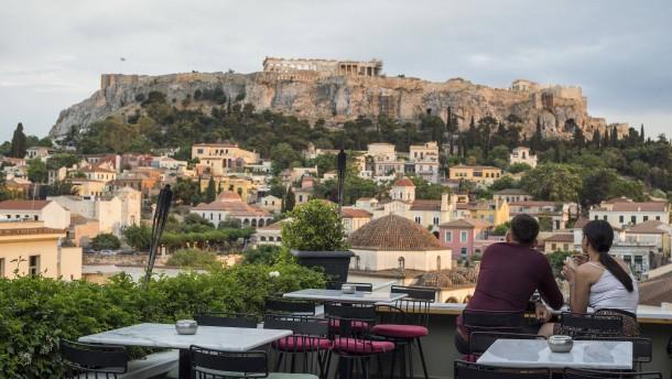 Der Optimismus ist zurück in Griechenland