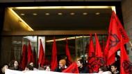 Die Boni-Zahlungen bei UBS sorgten schon im Oktober 2008 für Empörung
