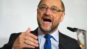 Martin Schulz und der Kampf um die alte Mitte