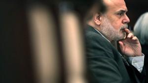 Lob und Tadel zum Abschied von Ben Bernanke