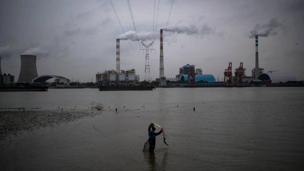 China führt Emissionshandel ein