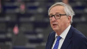 Viel Geld für EU-Arbeitsagentur