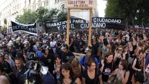 Hunderttausende Spanier demonstrieren