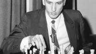 Gestorben: Der frühere Schach-Weltmeister Bobby Fischer