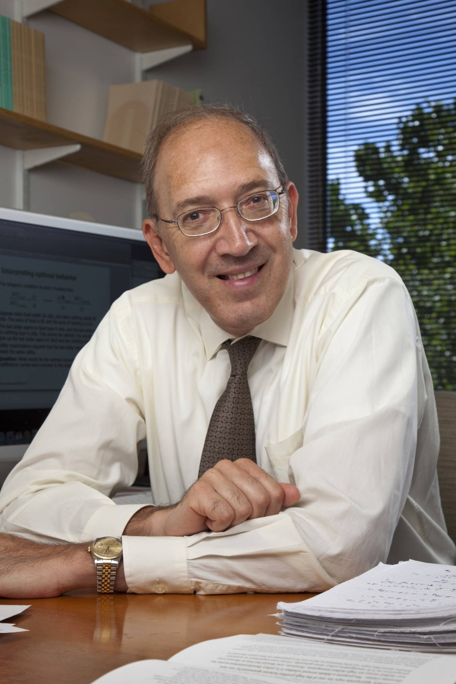 George Borjas, Wirtschaftswissenschaftler und Migrationsforscher aus Harvard