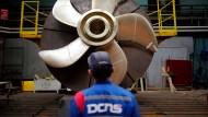 Geheime U-Boot-Daten der französischen Staatswerft im Netz