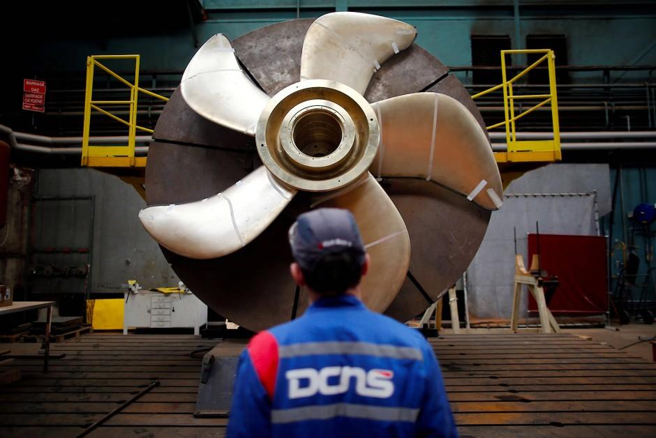 Data leak at French state shipyard endangered submarine business