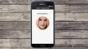 Statt mit Passwort per Selfie bezahlen